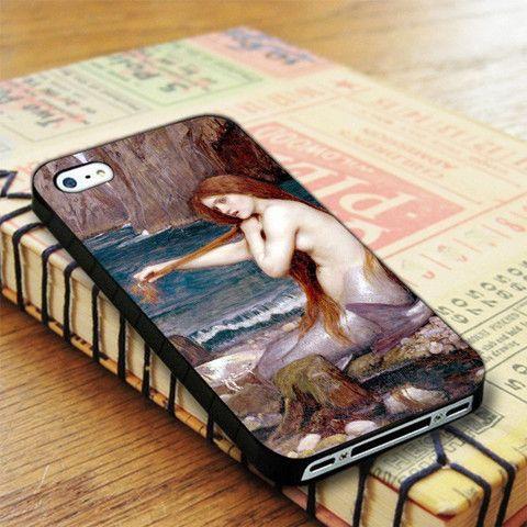 Vintage Mermaid iPhone 4|iPhone 4S Case