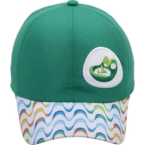 Rio 2016 Olympic Games Cap Kids' – Green