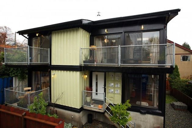 525 best Shipping Container Homes images on Pinterest Container