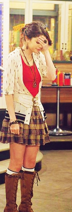Wizards of Waverly Place...can I just have Alex's wardrobe please?
