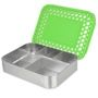 LunchBots Cinco Bento Box Stainless Steel Food and Lunch Container lunchbox
