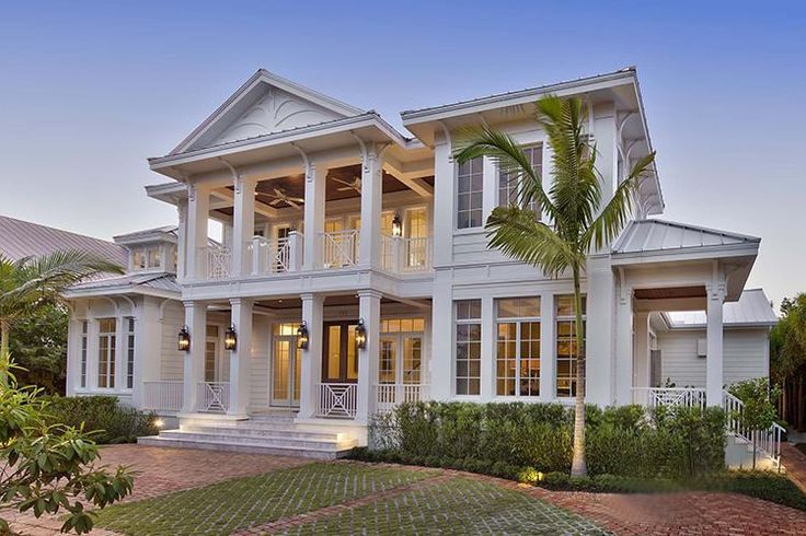 HOUSE PLAN 1018-00235 – This clean and light Coastal house plan features a gorgeous exterior and a beautifully laid-out interior floor plan. There are five bedrooms, six baths and a large open floor plan within approximately 5,654 square feet of living space.