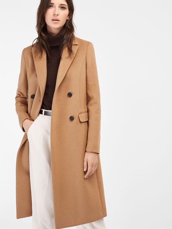 Abrigos y chaquetas de mujer de primavera 2017 | Massimo Dutti