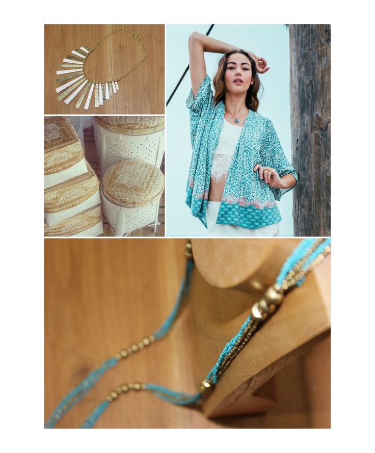 Start the first weekend of may with Mother's day <3 Make a gift with ethic ;) #coolturaTrends #ethicalFashion #crafts #bali #handwoven #batik #bohonecklaces #ss15 Enjoy Sunday!!