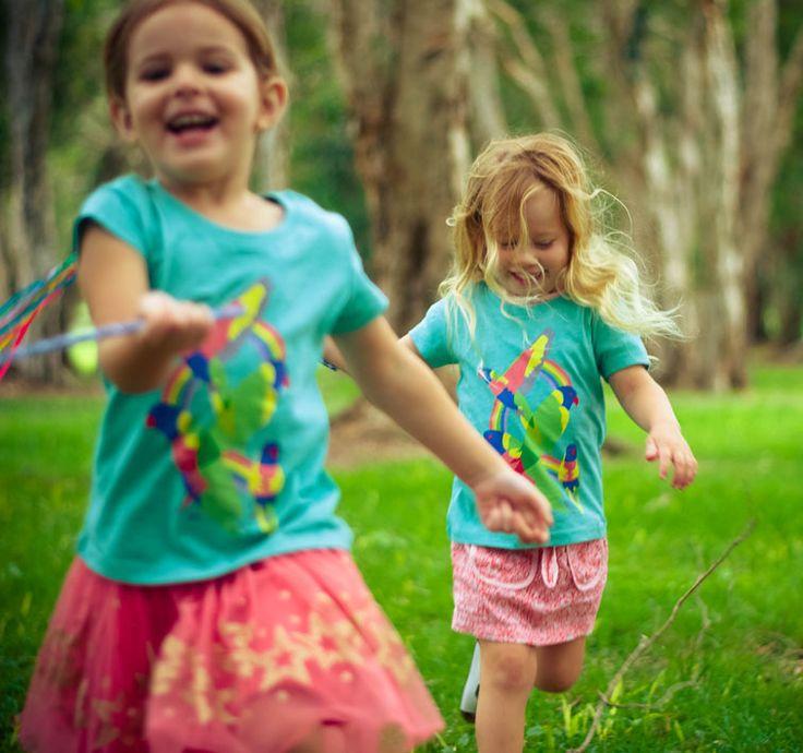 Lorikeet Rainbow fun!