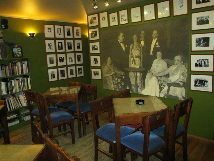 Interior Café Tertúlia - Alcobaça
