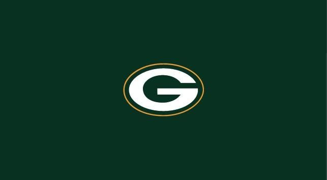 Green Bay Packers 8' Pool Table Cloth