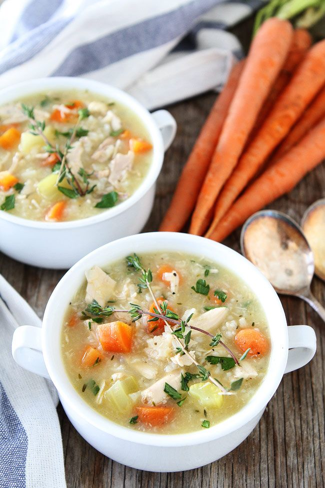 677 best homekeepers recipes images on pinterest recipes How to make healthy soup for dinner