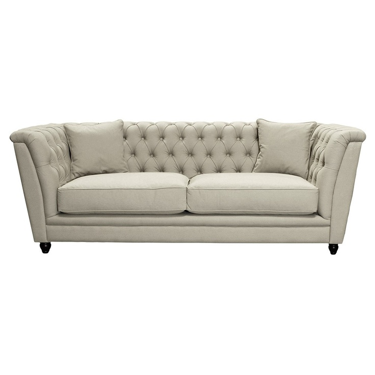 Chesterfield sofa weiss  46 best Chesterfield Sofa images on Pinterest | Chesterfield sofa ...