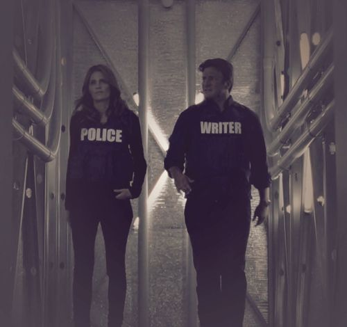 Castle and Beckett- pca best dramatic male and female actors.....BEST SHOW EVER