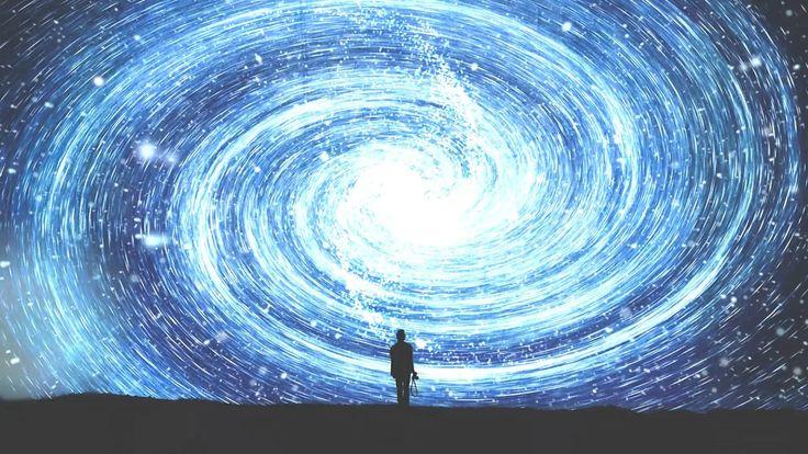 Лечебная Космическая Музыка с частотой 7 Hz Глубокая Тета-Медитация Скры...