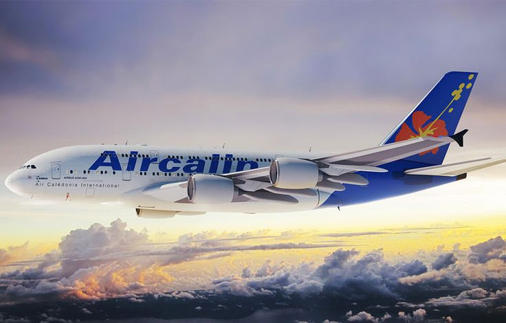 Air Calin A380  Dreaming to fly to Noumea someday aboard