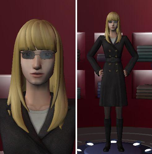 Blond, Jane (Sims Social)