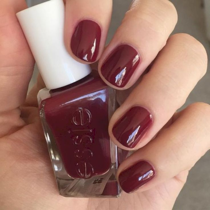45 Pretty Essie Nail Polish Swatches for The Real Women – Nageldesigns