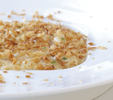 If you really want to impress with your next Mac n' Cheese, try this amazing recipe from Chef Thomas Keller.