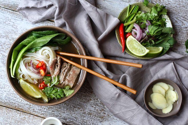 Je trošku náročnější, co se týče množství surovin, ale stačí jeden nákup v asijských potravinách nebo v Sapě a pak už si ji můžete v...
