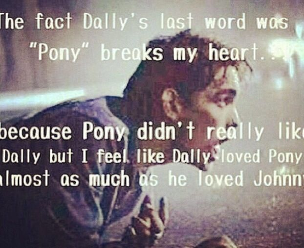 That is sooo sad. I never thought of it that way. I like this in the movie but it wasn't in the book so it makes me mad but it's still good -ugh