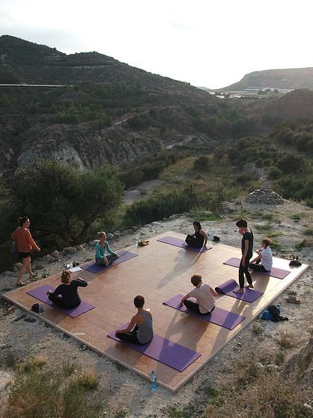 Yoga Holidays Europe | Yoga Retreats Europe | Yoga Course
