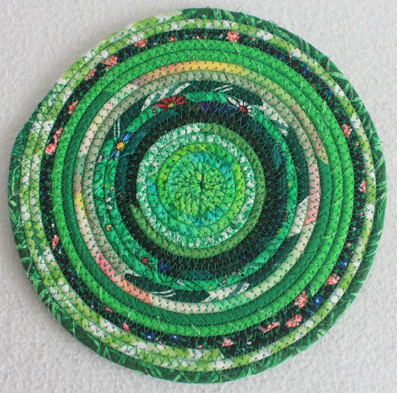 Coiled Rag Rug Instructions: 9 Best Rag Rugs. Images On Pinterest