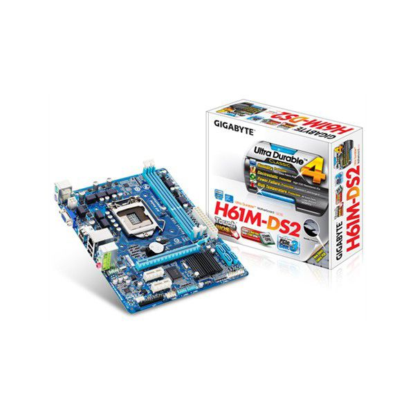 Placas Base:  Placa Base Gigabyte GA-H61M-DS2 Socket H2 (1155)  en  http://www.opirata.com/placa-base-gigabyte-gah61mds2-socket-1155-p-23280.html