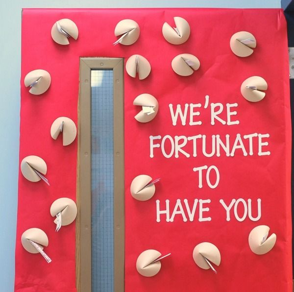 Classroom Decoration On Teachers Day ~ Best images about teacher appreciation day door