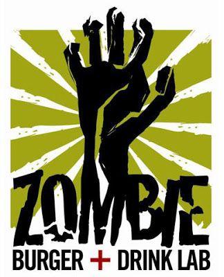 "THE WALKING DEAD fans*: NUEVO RESTAURANTE ""ZOMBIE BURGER + DRINK LAB"""
