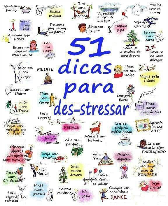 Des-stressar