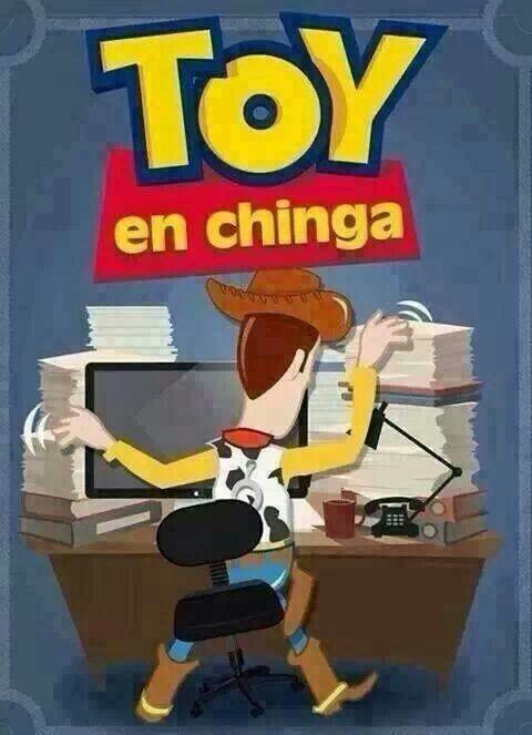 Toy en chinga #mexican #humor