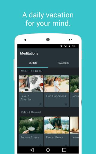 Simple Habit Meditation v1.9.1 [Subscribed] Requirements: varies with devices Overview: 5 minute meditations designed by a Harvard psychologist. Reduce stress, improve focus, breathe, and sleep better with meditations guided by world's best meditation teachers. Recommended by Business...
