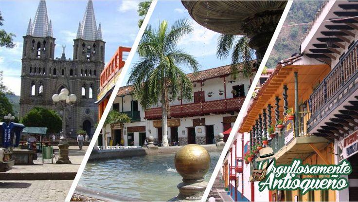 De tour por los Pueblos Patrimonio de Antioquia - Orgullosamente Antioqueño