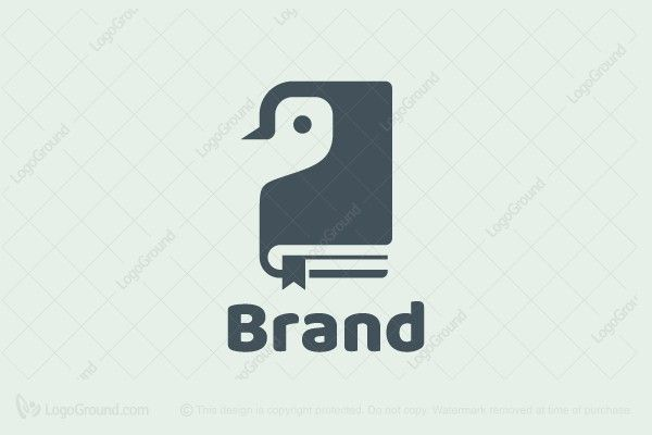 Penguin Publisher Logo Book Publishing Logo Education Logo Design Logos Bookstore
