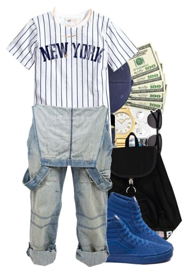 """Untitled #952"" by trinsowavy ❤ liked on Polyvore featuring Polo Ralph Lauren, Vans and Crafted"