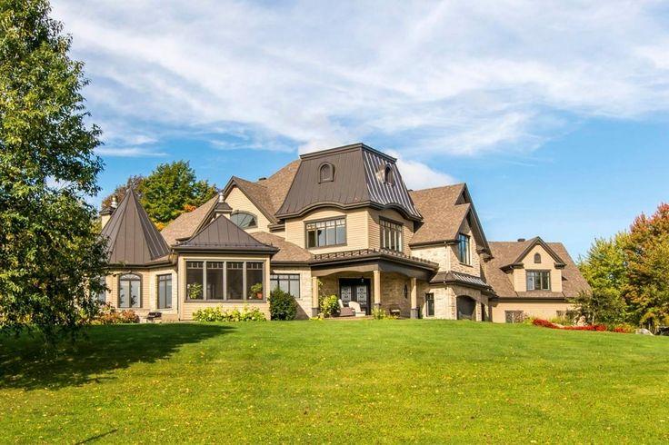 Maison à étages à vendre à Hatley - Canton (MLS:18964997) - Équipe Lafleur Davey - Agence Lafleur Davey