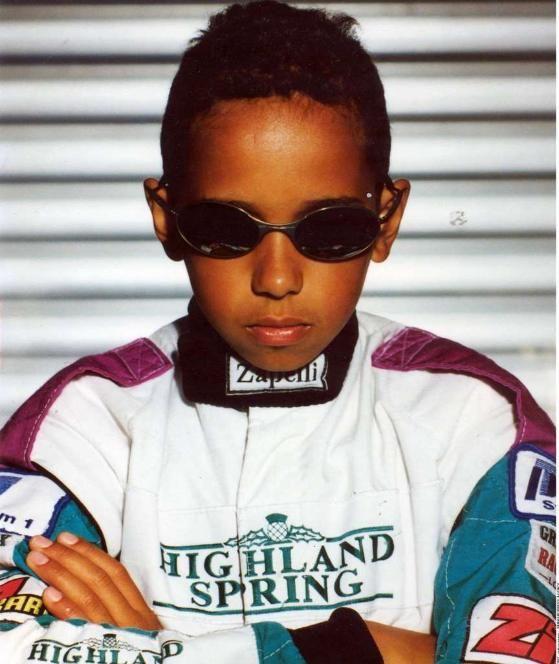 Formel-1-Weltmeister Lewis Hamilton: Vom Sozialfall zum Weltmeister - Formel 1 - Bild.de