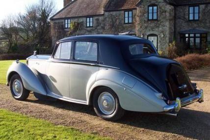 1955 Rolls Royce Silver Dawn #VCI #vintagecars #classiccars