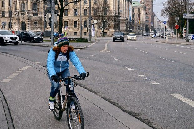 Germany Launches Its National 'Bike Autobahn' Cycle Network ready in 2020