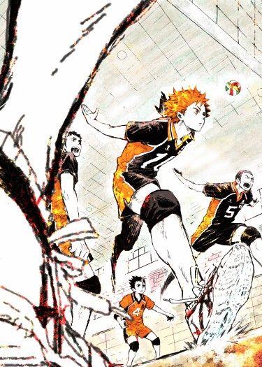Haikyuu! | #Anime