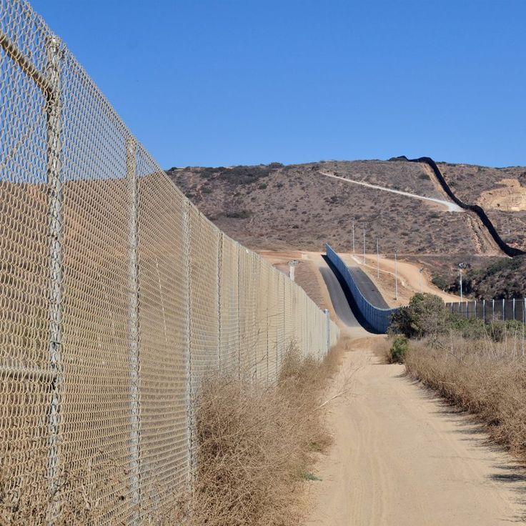 us mexico border wall tender calls for 30 foot tall on border wall id=92460