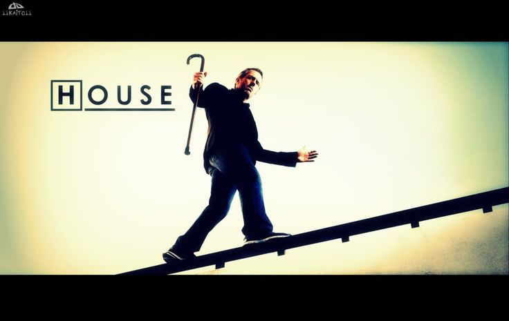 Dr. House (Wallpaper 34) by 11kaito11