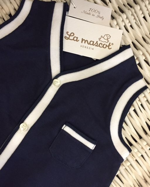www.mamibu.com  #pagliaccetto #neonato #lamascot #madeinitaly #babyboy #mamibu #babyclothes #kidsclothes