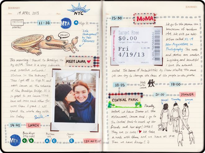 Travel Journal, the Best Travel Planner  Diary - Travelary®