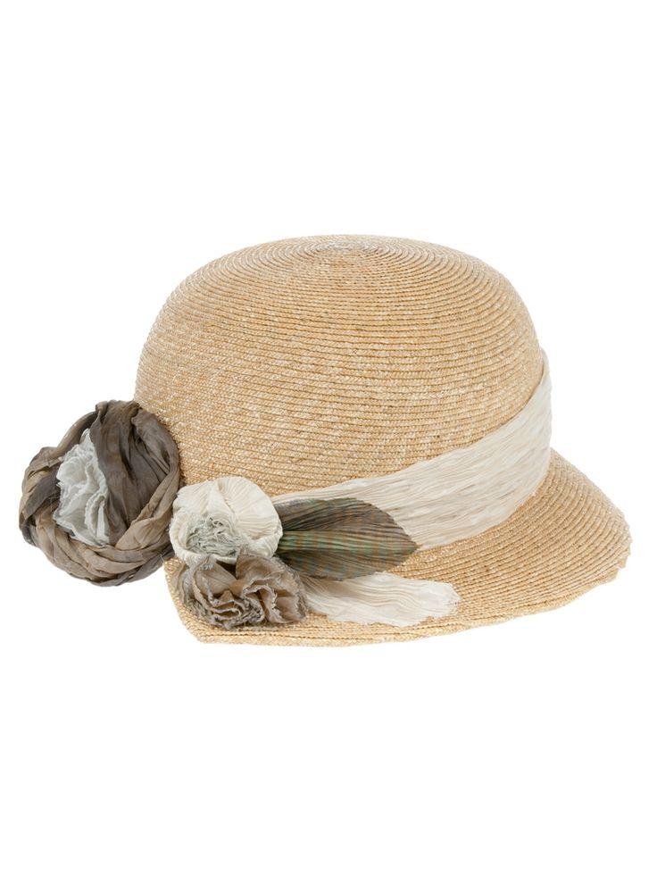 Grevi Summer Hat - Spinnaker 101 - Farfetch.com
