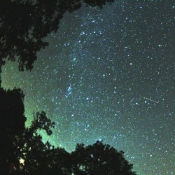 Meteor day and annual meteor shower schedule