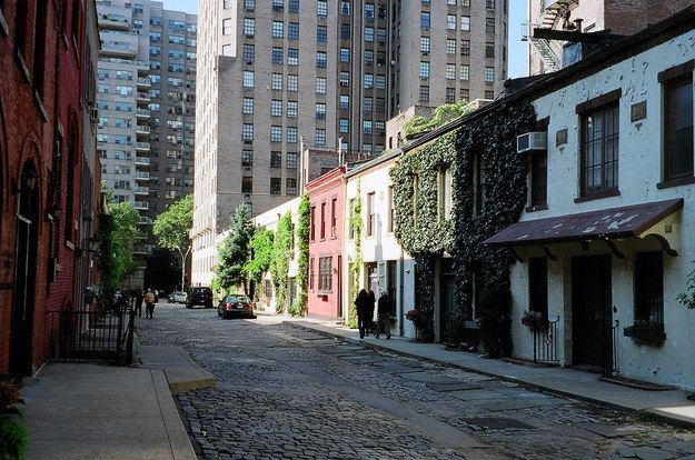 Take a stroll along the Washington Mews.   14 Non-Touristy Things Everybody Should Do In NYC