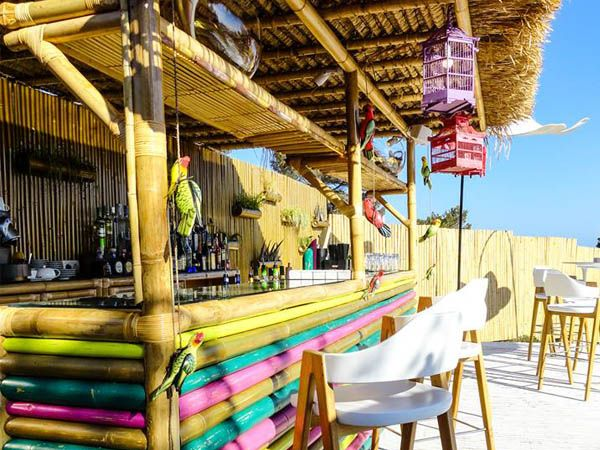 Ginger Ibiza: colourful Asian hotspot with a view