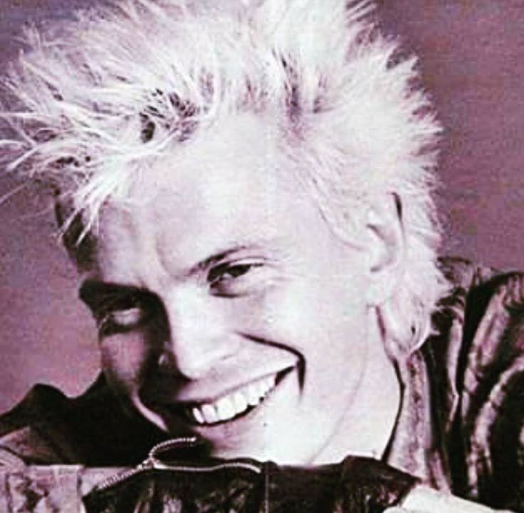 Billy Idol In 2019 Billy Idol Idol Music