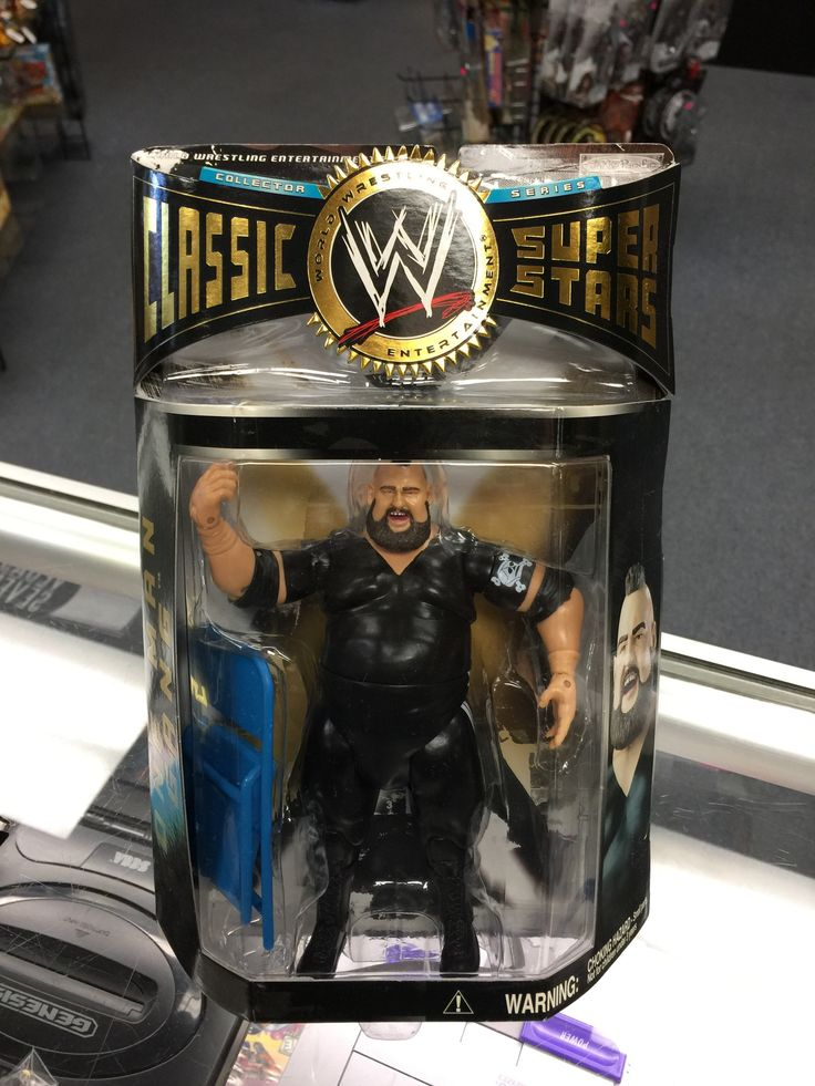Jakks Classic Superstars One Man Gang