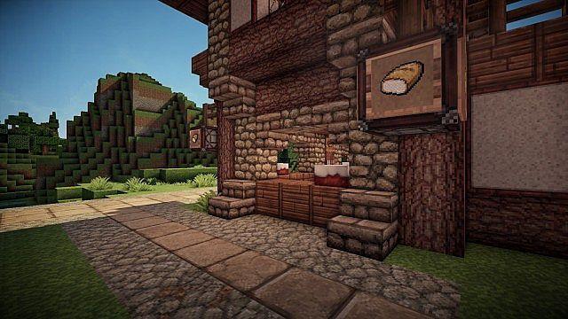 minecraft bakery - Google Search