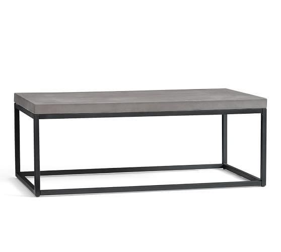 Sloan Concrete Coffee Table