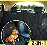 Review for [SPECIAL OFFER] 2-in-1 Pet Car Seat Cover For Back Or Front Seat-Perfect for Sum... - Lori Bauchspies  - Blog Booster
